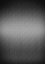 Silver brushed metal grid background texture Royalty Free Stock Photo