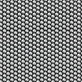 Silver crystal sequins seamless pattern