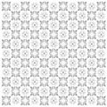Silver elegant flower ornamental backdrop wallpaper Stock Photography