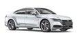 Silver Executive Car