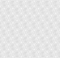 Silver grey seamless geometric background pattern vector image Royalty Free Stock Photo