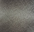 Silver metallic fabric texture Royalty Free Stock Photo