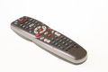 Silver Universal Remote Control Royalty Free Stock Photo