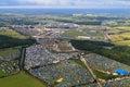 Silverstone Circuit Royalty Free Stock Photo