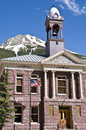 SIlverton City Hall Royalty Free Stock Image