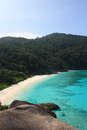Similan islands, Thailand, Phuket Royalty Free Stock Photo