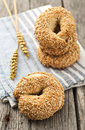 Simit Royalty Free Stock Image
