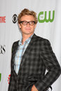 Simon baker arriving at the cbs television distribution tca stars party at the huntington library in san marino ca on august Stock Image