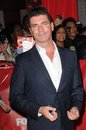 Simon cowell fox s x factor world premiere screening event cinerama dome hollywood ca Stock Photos