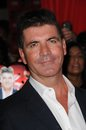 Simon cowell fox s x factor world premiere screening event cinerama dome hollywood ca Stock Images
