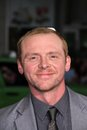 Simon Pegg Royalty Free Stock Image