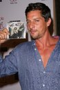 Simon rex at the grand opening of the apple lounge apple lounge west hollywood ca Royalty Free Stock Image