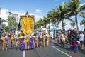 Simpatia e Quasi Amor Carnival Street Party Rio de Janeiro Brazil Royalty Free Stock Photo