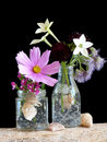 A Simple Floral Arrangement Stock Photos