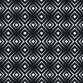 Simple geometric abstract seamless pattern.