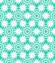 Simple lacing elegant linear pattern seamless vector in tropical aqua blue texture for web and print spring fashion fabric or Stock Images