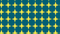 Simple Modern abstract blue and golden stars pattern