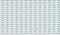 Simple Modern abstract monochrome triangle waves patten