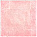 Simple Pink Worn Folded Grunge Paper Background Royalty Free Stock Photo