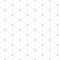 Simple seamless minimalistic pattern repeating geometric vector background Stock Image