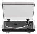 Simple Turntable Isolated on White Background Royalty Free Stock Photo