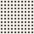 Simple vector geometric seamless pattern with tiny square shapes