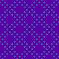 Simple vector minimalist seamless pattern. Bright colorful polka dots texture
