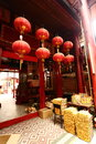 Sin Sze Si Ya Temple Royalty Free Stock Photo