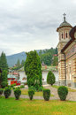 Sinaia Monastery Royalty Free Stock Images