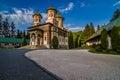 Sinaia Monastery Romania Royalty Free Stock Photo