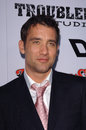 Sinful clive owen actor at the los angeles premiere of his new movie sin city march los angeles ca paul smith featureflash Stock Photo