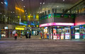 Singapore changi airport december in is one of the most bolshizh and comfortable in the world Stock Image