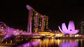 Marina Bay Sand, Singapore Royalty Free Stock Photo