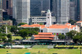 Singapore Downtown, Cricket Club and Victoria Theatre and Conce