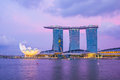 Singapore july marina bay sands world s most expensive standalone casino property in at s billion on july Stock Photos