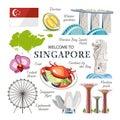 Singapore set objects