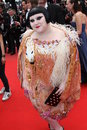 Singer Beth Ditto Royalty Free Stock Image