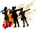 Singer girls