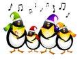 Spev tučniak koledníci