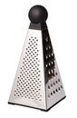 Single grater for food Royalty Free Stock Photo