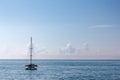 Single High-mast Catamaran Cru...