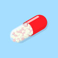 Single Medical Pill.
