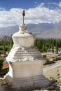 Single old stupa Royalty Free Stock Photo