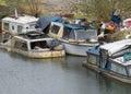 Sinking Boats