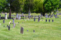 Sinking spring cemetery abington virginia usa may th a view of the historic on may usa Stock Images