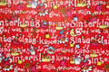Sinterklaas Background Royalty Free Stock Photography