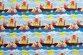 Sinterklaas Background Royalty Free Stock Photo