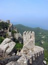 Sintra Portugal Ruins Royalty Free Stock Photo