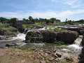 Sioux falls in south dakota Royalty Free Stock Image
