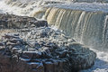 Sioux falls water in south dakota Stock Photography